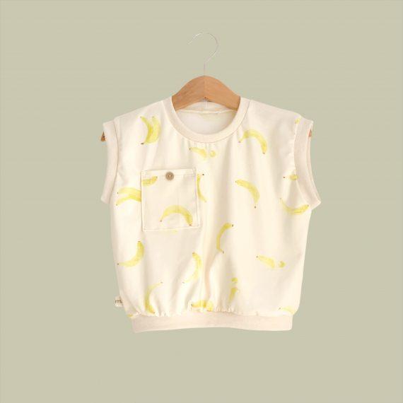 Camiseta retro Banana